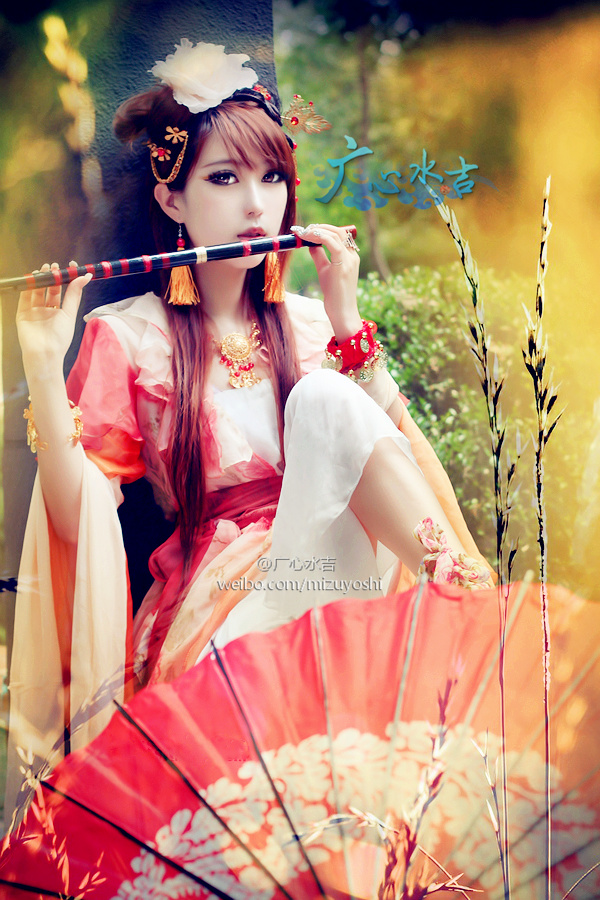 AncentChineseCosplay_RedCostume_003